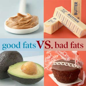 Saturated-fats-vs-unsaturated-fats